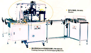 PM-805 (Overwrapping Machine)