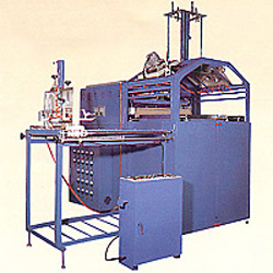 PS-601 (Fully Automatic Vacuum Forming Machine)