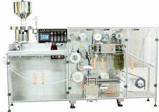 Blister Packing Machine, capsule filling machine