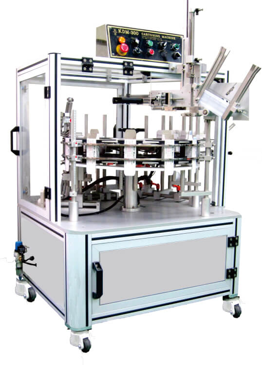 cartoning machine manufacturers