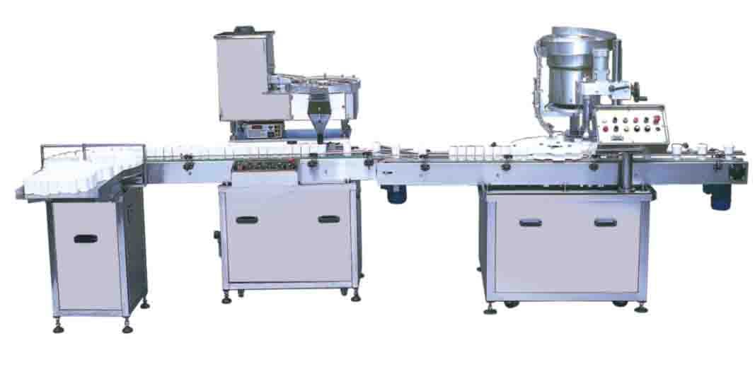 Capsule Counting Filling Machine, Counting Packaging Machine
