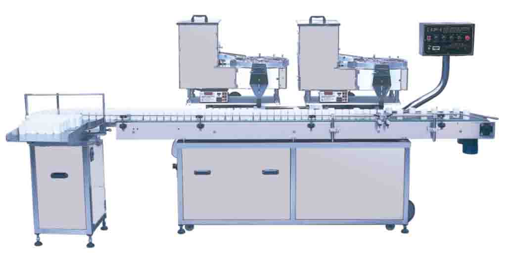 Tablet Counting Machine, Tablet Filling Machine