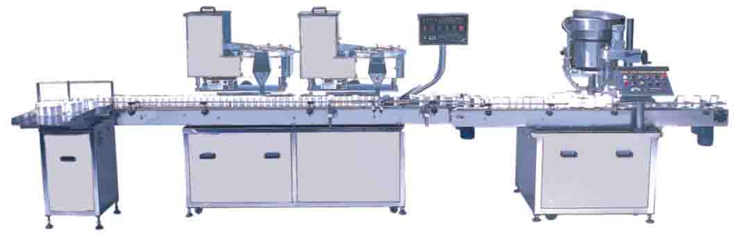Tablet Counting Machine, Tablet Filling Machine, Tablet Counting Packing Machine