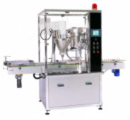 Powder Filling Plugging Capping Machine